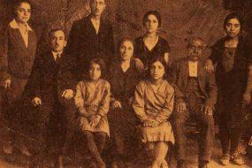 Garabed Ghasabian family – Erevan
