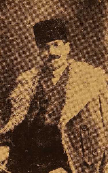 Garabed Giragosian – Sivrihisar
