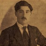 Garabed Klumian (1897 - 1957). He studied at Nersesian School of Sivrihisar