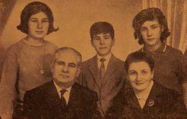 Gayane, Hrant, Salpi, Nerses and Veron Der Hovhannesian