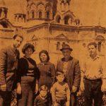 Hagop Kevorkian family - Etchmiadzin