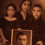 Hovhannes Bedrossian family - Erevan