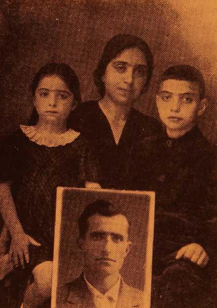 Hovhannes Bedrossian family – Erevan