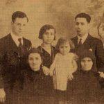 Hovhannes Bidjemenian family - Paris