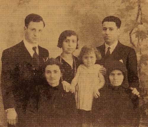 Hovhannes Bidjemenian family – Paris