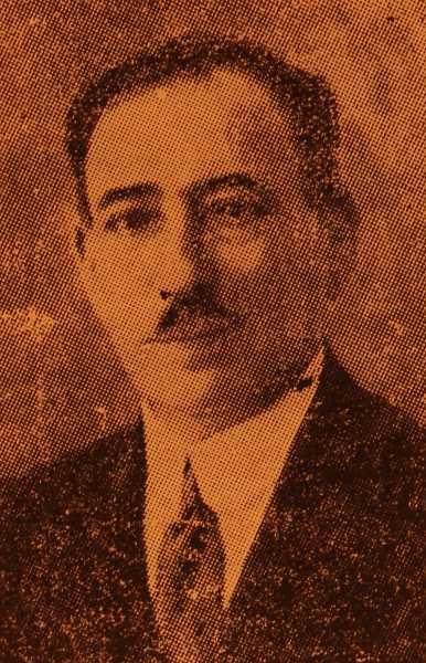 Hovhannes Sandalian – Cairo