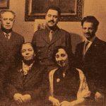 Hovhannes Sarafian family - Paris