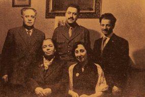Hovhannes Sarafian family – Paris