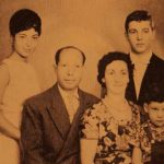 Hovhannes Shaljian family - Menton France