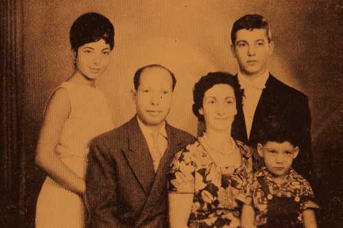Hovhannes Shaljian family – Menton France