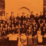 Hripsimiants Girl School - 1895