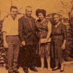 Karekin Kasbarian family and Hovhannes Bidjemeyan - Beirut