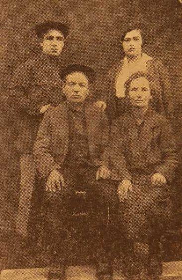 Kevork Gedigian family – Erevan