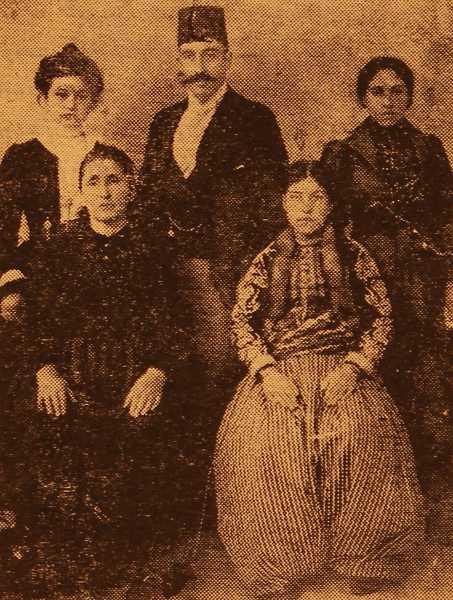 Kevork Gulemirian family – Eskishehir