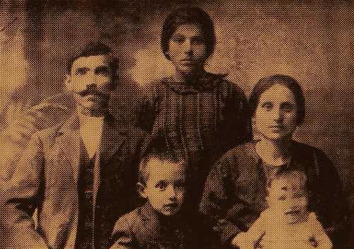 Kevork Martayan family – Erevan