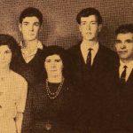 Khachig Mekhjian family - Beirut