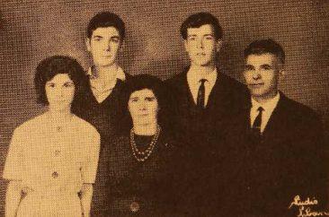 Khachig Mekhjian family – Beirut
