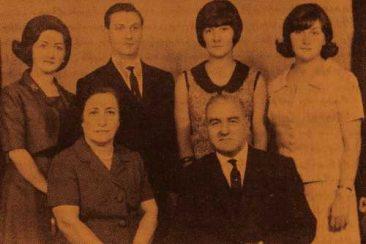 Kizirian family – Beirut
