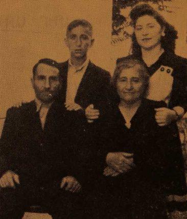 Krikor, Peruz, Arpig and Vartan Martayan – Erevan