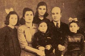 Madanian family – Erevan