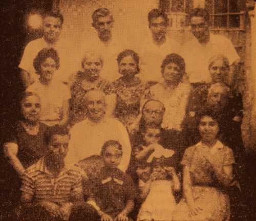 Madenian, Tasabian families – Erevan
