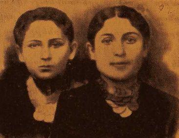 Maranig Parseghian and Varvar Baylozian – Sivrihisar