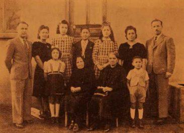 Margosian, Baliozian families – France