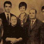 Mari, Krikor, Nono, Vahe, Noyemi and Avedis Bedjimeyan