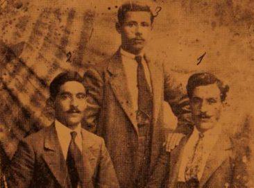 Megerios Partoghian, Misak Momjian, Onnig Madanian – Bolis