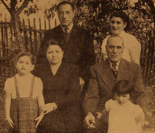 Mgerdich Hekimian family – Paris