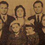 Mgerdichian Aleksanian family - Erevan