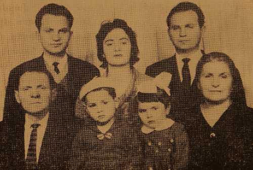 Mgerdichian Aleksanian family – Erevan