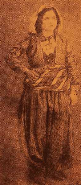 Miss Karakashian – Sivrihisar