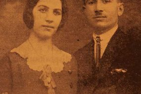 Mr and Mrs Garabed Punardjian – Marseille