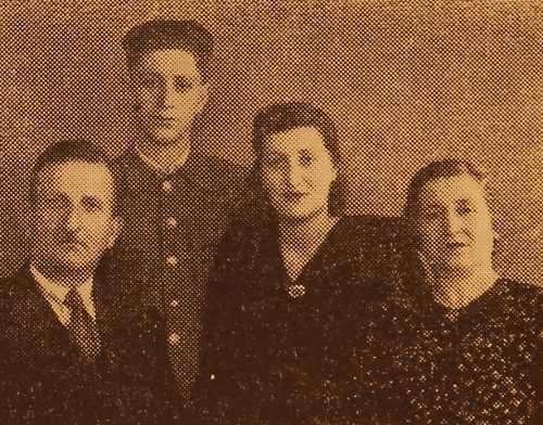 Mr and Mrs Harutiun Tomagilian – Erevan