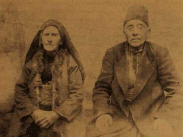 Mr and Mrs Kevork Agha Djenderedjian – Sivrihisar