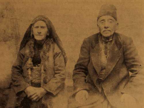 Mr and Mrs Kevork Agha Djenderedjian – Sivrihisar