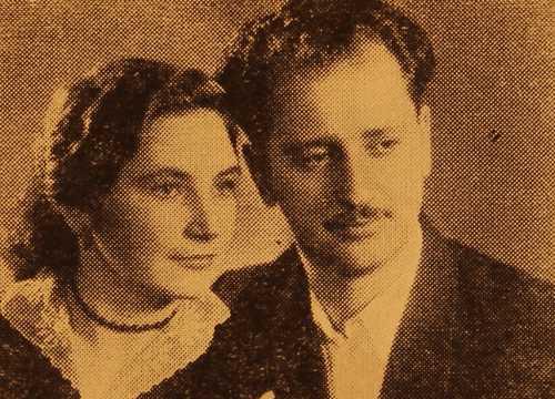 Mr and Mrs Kevork Tomagian – Tiflis