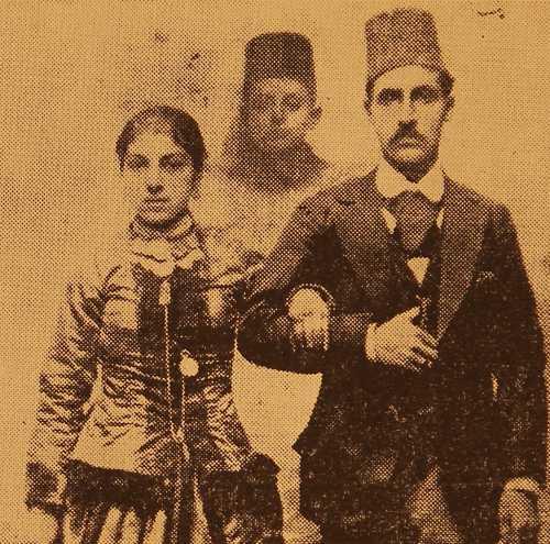 Mr and Mrs Magarios Kasabian – Egypt