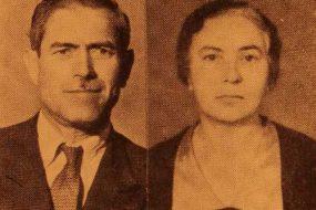 Mr and Mrs Stepan Tavitian – Beirut