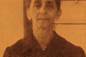 Mrs N. Aydenian – Beirut