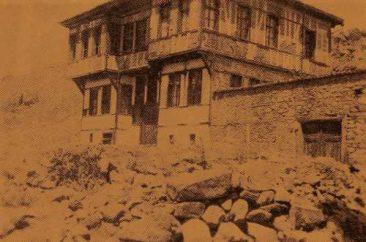 Mushegh Djenderedjian's house – Sivrihisar