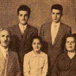 Nubar Vartanian family - Beirut