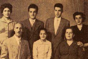 Nubar Vartanian family – Beirut