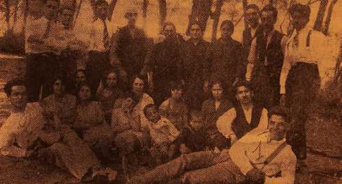 Punardjian, Durghutian, Markarian families – Marseille