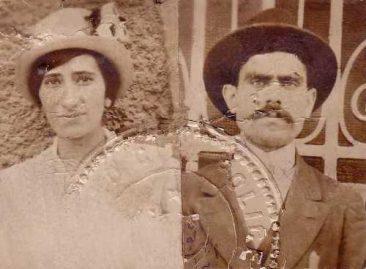 Kevork Kutukian and Perouz Zenopian Kutukian