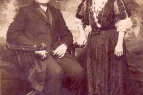 Mikhitar Kapamadjian and Araxi Kutukian-Kapamadjian