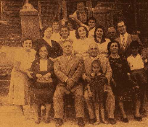 Sarafian and Varjabedian families – Bolis