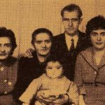 Sarkisian, Nalbandian and Ermieyan family members - Erevan