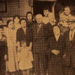 Serovpe Boghosian, Hagop Paragian and Krikor Ulukian families - Canada